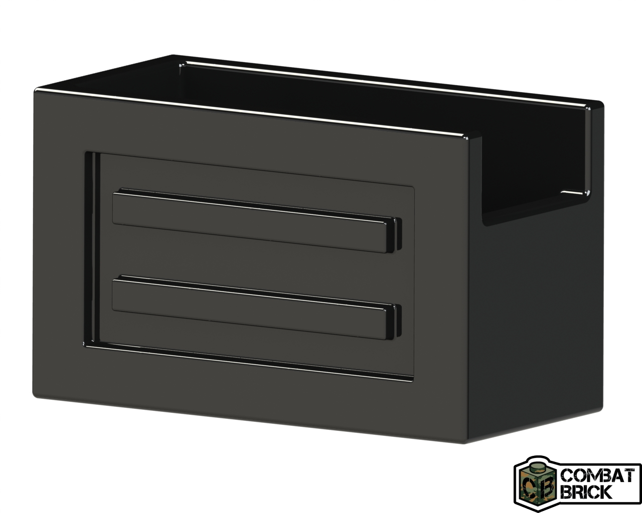 Large-ammo-box-container-black