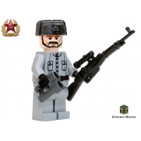 LEGO WWII Russian Sniper