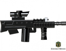 LEGO-British-L85-L85A2-SA80-Bullpup-Assault-Carbine