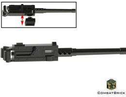 LEGO Browning M2 .50 Caliber Heavy Machine Gun