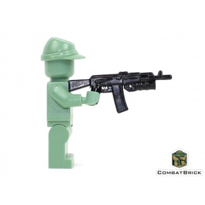Custom-LEGO-Assault-Rifle-AK-74-with-Grenade-Launcher-1