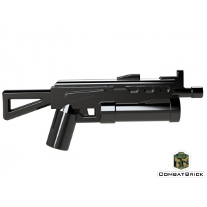 LEGO-Russian-PP-19-Bizon-Submachine-Gun